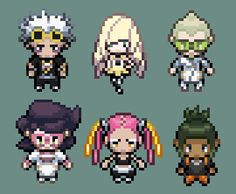 BW style overworlds for Sun & Moon: Evil Edition! (and Hau.)