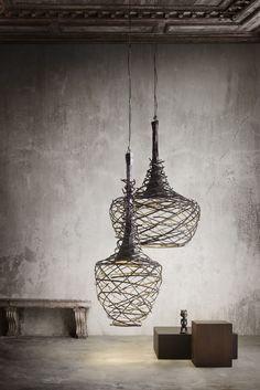 The Design Walker • Elite to be catalogo living | Nest lampadario a...