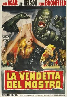 Revenge of the Creature (1955)