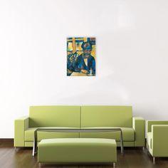 CHAGALL - Il padre 45x60 cm #artprints #interior #design #art #prints #Chagall  Scopri Descrizione e Prezzo http://www.artopweb.com/EC21784