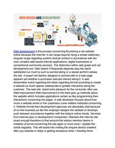 Website development company services in Bangladesh