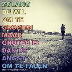 Motivatie foto's op stoerevrouwensporten.nl