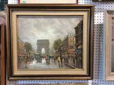 MaxSold - Auction: Cobourg Multi-Estate Online Auction Week 3 - ITEM: A. Devit Oil On Canvas sold for $150