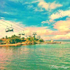 Isla Roatan, Honduras #honduras #roatan