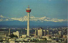18 retro photographs of Calgary from the 1960s