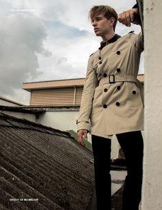 Gostei do casaco