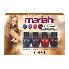 Mariah Carey Liquid Sand Mini By OPI SmartShop - Global Brands Warehouse Prices