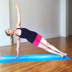 Goodbye back pain! These yoga poses will help you develop a rock-solid core.