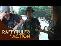 Raffy Tulfo in Action - YouTube Media Center, Idol, Politics, Action, Youtube, Santo Domingo, Group Action, Political Books, Youtubers