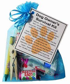 Novelty Fun Keepsake Token Gift Good Luck on your Driving Test Survival Kit