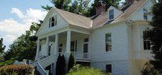 Carl Sandburg Home, Hendersonville, NC (30 mi. from Asheville)