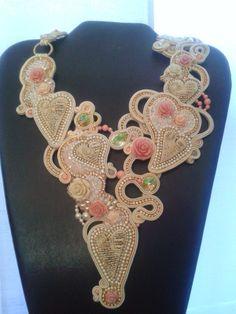 La Grande Bellezza Necklace Eliana Maniero Jewels 2014  Bead Dreams finalist