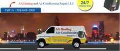 - Welcome to A-A Air Conditioning & Heating, where we take care of all your heating and cooling needs! We are located in the city of Silver Spring, Maryland and we aim to improve the quality of air and provide fresh air for your home and your business apartment at the most competitive rate in the Town.