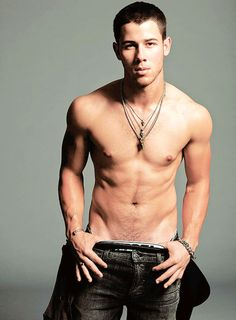 Nick Jonas - An Ode to the Bulge, the Biceps & the Butt