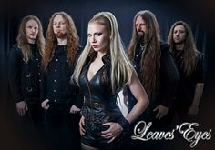 LIV KRISTINE QUEDA FUERA DE LA BANDA LEAVES´ EYES | Heavy Metal Ladies Magazine