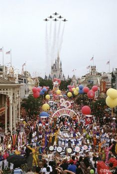 Walt Disney World's 20th anniversary! Sadly Walt didn't live to see Walt Disney World open!