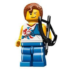 If I were a Lego minifigure....