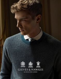Gieves & Hawkes F/W 2012