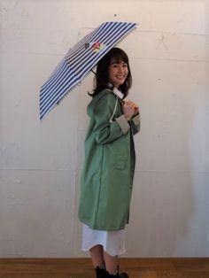 w.p.c-official(w.p.c)|w.p.cの折りたたみ傘を使ったコーディネート - WEAR