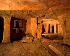 The Hypogeum Hal Saflini (Malta). It's the only known prehistoric underground temple in the world.