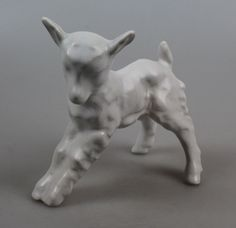 Flora Gouda figurine of a lamb