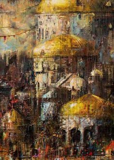 Výsledok vyhľadávania obrázkov pre dopyt Julien Fesil Oil Portrait, Glitch Art, Brush Strokes, My Arts, Painting, Image, Collagen, Affair, City