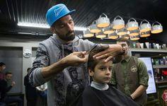 Мигель-парикмахер