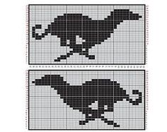Image result for cross stitch pattern of greyhound dogs