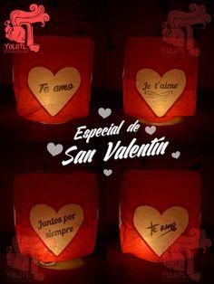 Ilumina tu noche y haz ese momento el más especial de todos. Globos de Cantoya Personalizados. Síguenos en www.facebook.com/YOLOTLdesigns Envíos a toda la república mexicana.