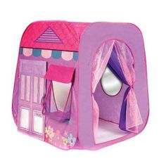 Playhut City Boutique by Playhut. $74.99. From the Manufacturer                Spend the day shopping whenever you want with the City Boutique. Kids can hang out with friends or play alone in this trendy shop. It features hinged front doors and a dressing area. Carrying case included. Created from durable and soft non-woven materials, the City Boutique features patented Twist N Fold technology for instant set-up and easy fold-down for convenient storage and travel.     ...