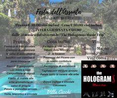 Siete pronti per il Ferragosto di Villa Cicchi???!! 🎉🍷☀