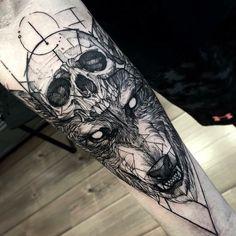 """by @fredcovil ✖️ #blxckink Submit: blxckink@gmail.com ⚡️ @flash_addicted ⚡️ @flash_addicted ⚡️ ✖️ #tattoo #tattoos #ink #tat #black #blackwork #bw…"""