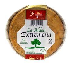 LA ALDEA EXTREMEÑA TORTA DE CASAR QUESO CON D.O