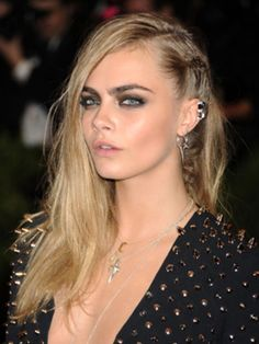 Part cornrow, part Skrillex, and worn by celebrities like Jennifer Aniston and Cara Delevingne (that's her above), the braided undercut may very well be the hairstyle of the summer. I was pretty sure this...