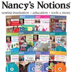 nancy s favorite 101 notions nancy zieman