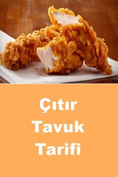 Çıtır Tavuk Tarifi – Atıştırmalıklar – The Most Practical and Easy Recipes Crispy Chicken Recipes, Fried Chicken, Recipe Chicken, Iftar, Fruit Shakes, Nutritious Meals, Dinner Recipes, Food And Drink, Tasty