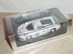 Spice Pontiac Gr.C2 Chamberlain Racing Le Mans 1987 #127 Spark S3589 1:43