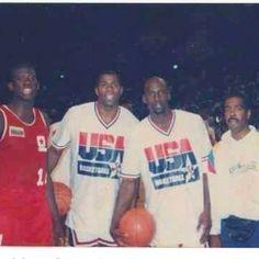 Sale On Basketball Shorts Pickup Basketball, Basketball Shoes Kobe, Olympic Basketball, Houston Basketball, I Love Basketball, Basketball Games, 92 Dream Team, 1992 Olympics, Family Tattoos