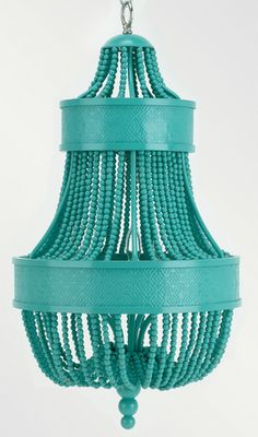 Simplified Bee®: Tribute to Turquoise - 2010 Pantone Color of the Year