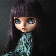 Jutta is BACK! She looking for new house again, or… Going to BlytheconUK ?