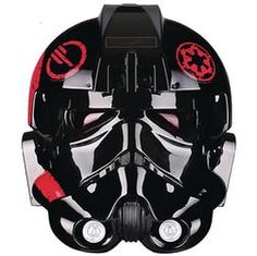 Empire's elite force: Inferno Squad Pilot Helmet