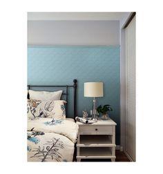 Flabellum, light blue łuska błękitna matowa - płytki ceramiczne/mozaika| sklep RawDecor.pl