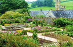 Buckland Abbey Gardens Devon