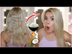 Cabello LISO NATURAL Con ARROZ 😱Funciona? | Maina - YouTube Short Bob Haircuts, Curly Hair Styles, Hair Cuts, Youtube, Tips, Beauty, Instagram, Moisturize Hair, Hair Masks