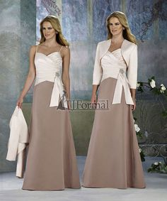 Mother of the Groom dress with the jacket I want to wear to my son and daughter-in-law's wedding this summer.