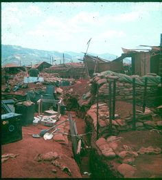 Home sweet home for the defenders of Khe Sanh. BRAVO! COMMON MEN, UNCOMMON VALOR…