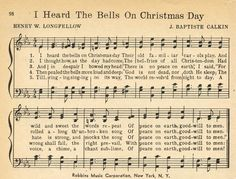 Printable Christmas Music Pages - Knick of Time