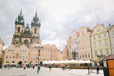 Czechin' out Prague!