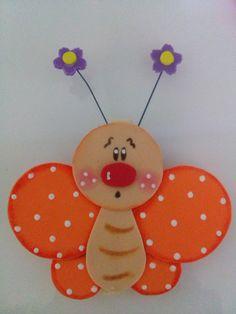 Bug Crafts, Foam Crafts, Preschool Crafts, Easter Crafts, Diy And Crafts, Crafts For Kids, Arts And Crafts, Baby Set, Art Classroom Decor