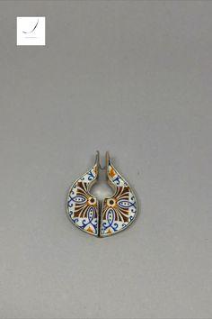 Azulejo português earrings
